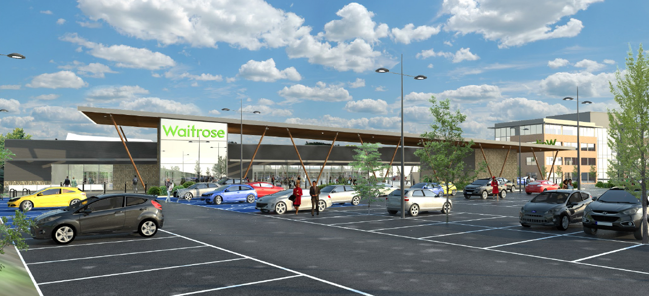 New Waitrose planned for Maidstone